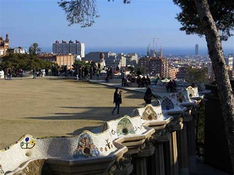 Park Guell Tickets Park G 252 Ell Bezoeken In Barcelona Tips Tickets