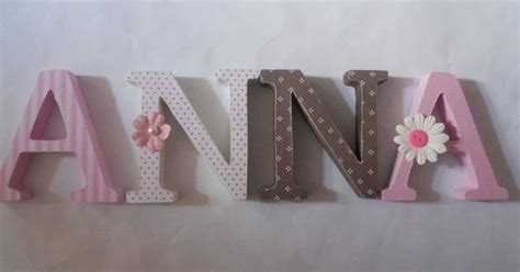 alphabet wood letters spelling   childs   letters stand  initial monogram