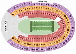Stanford Basketball Seating Chart Los Angeles Memorial Coliseum Tickets In Los Angeles