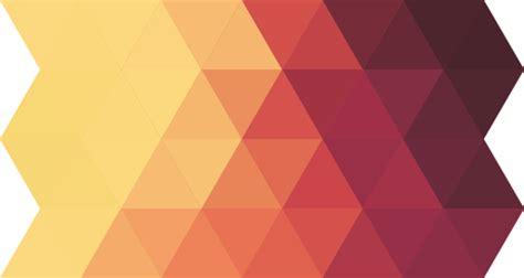tutorial membuat triangulation background oktavika desti