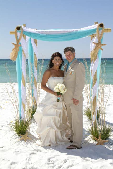 beach wedding   barefoot weddings happily married