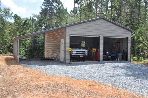 Metal Garages For Sale   Steel Garage Buildings