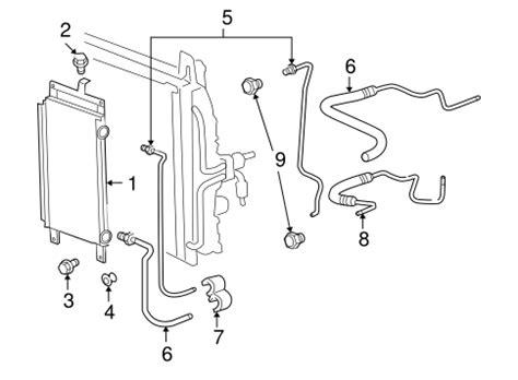 Trans Oil Cooler For Chevrolet Impala