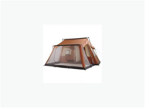 2 Room Tent With Porch by Ozark Trail 14x14 6 Person 2 Room Cabin Tent With Screen