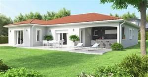Maison Plain Pied En L : maison plain pied maisons id ales ~ Melissatoandfro.com Idées de Décoration