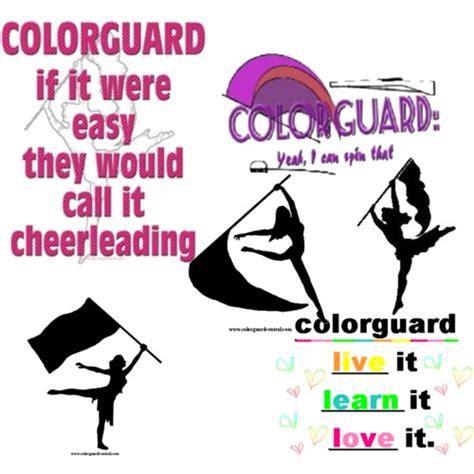 Medicraft 4 5 M 3 5 Quot color guard quotes quotesgram