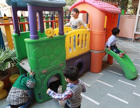 best preschool in india excellent preschool infrastructure 270 | preschool play area