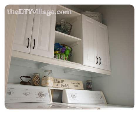 home depot cabinets laundry room home tour in tennesee lots of diy with twists