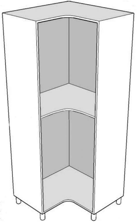 caisson d angle pour cuisine caisson d angle pour dressing maison design bahbe com