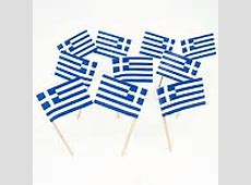 Musical Notes Flag Toothpicks Music Theme Party