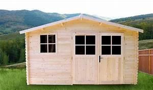 Abri De Jardin En Kit : abri de jardin marseille 16m en bois en kit sans mezzanine ~ Dailycaller-alerts.com Idées de Décoration