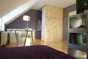 Jugendzimmer Mit Hochbett Gestalten : jugendzimmer ideen dachschr ge ~ Bigdaddyawards.com Haus und Dekorationen