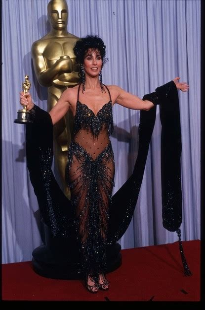 The Most Iconic Oscar Dresses All Time Red Carpet