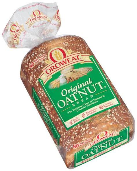 Oroweat Original Oatnut Bread 24 Oz Loaf | Hy-Vee Aisles ...