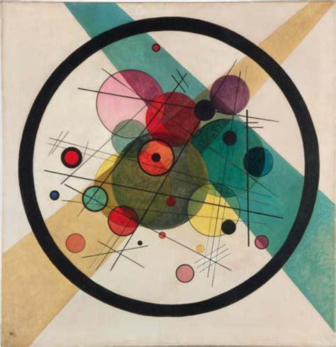 Risultato immagine per cerchio nei cerchi kandinski