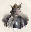 Portrait of Charles IV the Fair, King of France posters ...