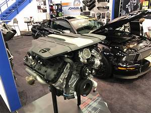 PRI 2017: Ford Performance Teases Gen 3 Coyote Swap Support