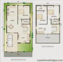 Small Duplex House Plans