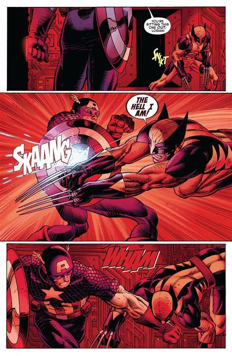 Avengers Vs. X-Men #3 - Read Avengers Vs. X-Men Issue #3 ...