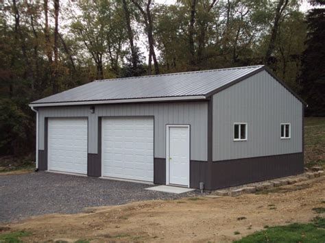 residential pole barn garage polebarn garage storage barn garage plans pole barn garage