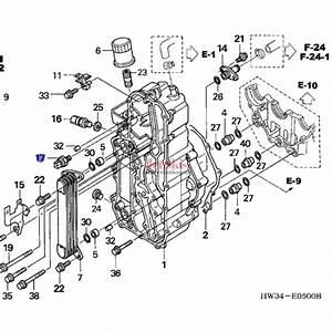 Honda Aquatrax 37240