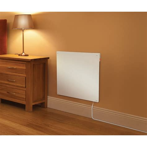 EcoHeater Wall Mounted Electric Convection Panel Heater ...