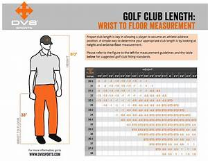 Golf Club Length To Height Chart Dv8 Sports Golf Set Full Monty Time To Play Golf