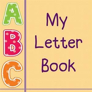 My letter book short a mamas learning corner for Letter book