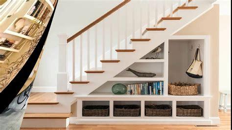 Under Stairs Space Design Ideas