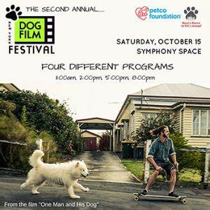dog film festival benefits nycs homeless pups