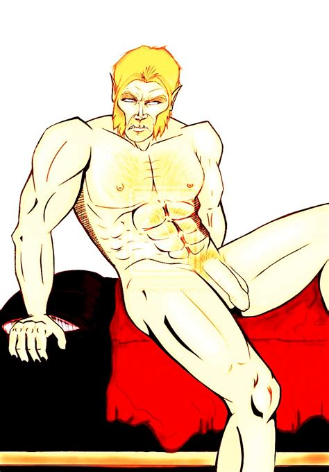 Rule 34 Male Only Marvel Nude Penis Sabretooth Victor