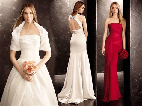 White By Vera Wang Fall 2013 Wedding Dresses