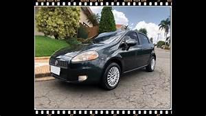 Fiat Punto 1 4 8v Elx 2008 Flex  Vendido