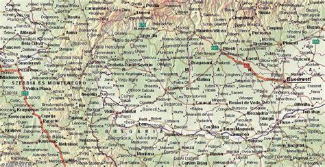 Harta romaniei | Noua Harta rutiera a romaniei