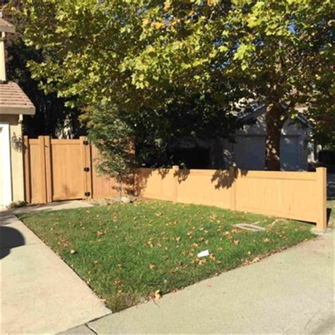 borg fence and decks los angeles top rail fence company citysearch