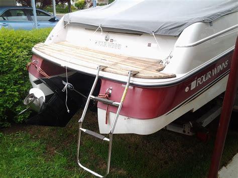 Four Winns Boat Trailer Fenders by Four Winns 210 Horizon 1993 For Sale For 1 000 Boats