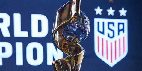 USWNT Trophy Display at Independence Visitor Center ...
