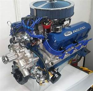Motor 302 Y 351 Ford Manual Taller Reparacion Torque
