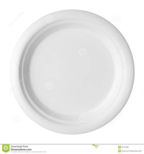 Empty plate stock vector. Illustration of kitchen