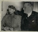 1948 Press Photo June Osborne And Randolph Churchill At ...