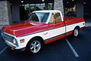 1972 Chevrolet C-10 Pickup