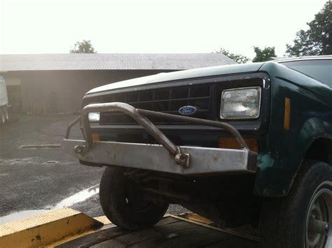 prerunner ranger bumper elite prerunner front bumper ford ranger 39 83 39 92 ford
