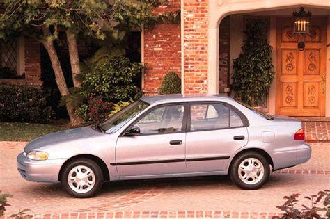 199802 Chevrolet Prizm  Consumer Guide Auto