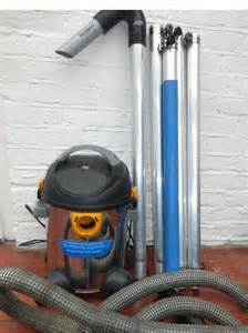 Gutter Cleaning Vacuum Systems