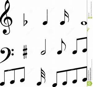 Music Notes Symbols Names | Clipart Panda - Free Clipart ...