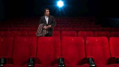 Cine Travolta Confused Covid Coronavirus Gaan Theater