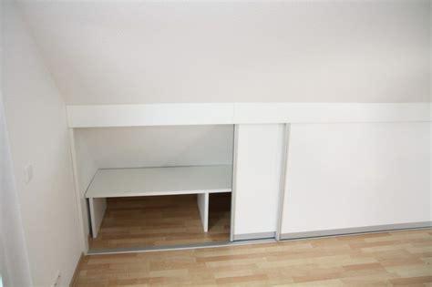 Schrank Selber Bauen Dachschräge by Schrank In Dachschr 228 Ge Einbauen Auf Ikea Pax Schrank