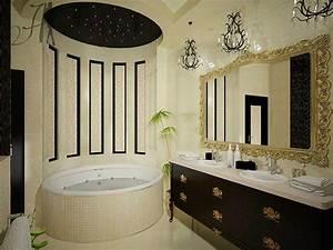 marvelous art deco bathroom ideas with white porcelain With art nouveau bathroom tiles