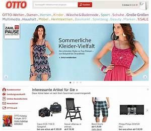 Otto Versand Onlineshop : otto katalog und online shop im ausf hrlichen vergleich ~ Watch28wear.com Haus und Dekorationen