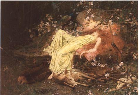 A Fairy Tale By Arthur Wardle Rbi Rba , 1864-1949